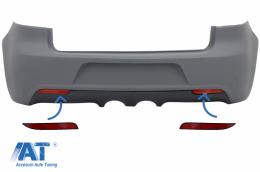 Reflectorizanti Bara Spate Catadioptrii compatibil cu VW Golf 6 VI (2008-2013) R20 - RBRVWG6R20