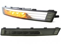 Semnalizare LED carDNA lightbar compatibil cu VW Passat 3C - KGV11S- - KGV11S