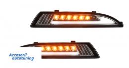 Semnalizatoare cu lumina de zi Volkswagen Scirocco III (2009-up) - 2251274