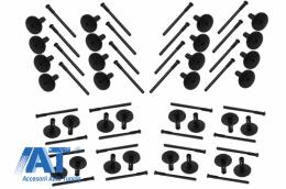 Set 32 Piese Clipsuri Auto Pentru Prelungiri Aripi Extensii Aripi - CLIPSX5