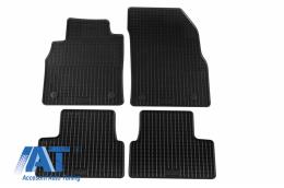 Set 4 covorase auto din cauciuc PETEX, negru, compatibil cu compatibil cu OPEL Astra J 11/2009-08/2015, Astra J Sports Tourer 11/2010-03/2016, Astra J GTC 11/2011, Cascada 04/2013- - 58210