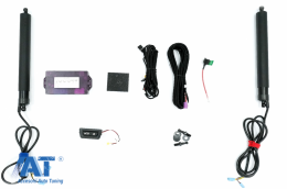 Sistem Electric de Ridicare Portbagaj compatibil cu BMW Seria 5 G30 (2017-up) - ELTGBMG30