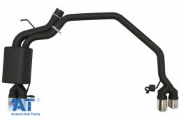 Sistem Evacuare compatibil cu BMW Seria 5 F10 (2011-up) - ESBMF10