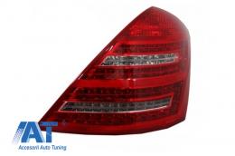 Stop LED Facelift compatibil cu MERCEDES Benz W221 S-Class (2009.05-2012) Dreapta