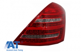 Stop LED Facelift Mercedes Benz W221 S-Class (2009.05-2012) Dreapta - TLMBW221FR