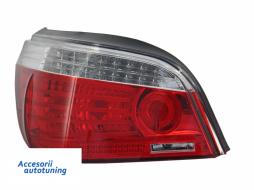 Stop Stanga BMW Seria 5 E60 (2007-2010) LCI Rosu Clar OE 63217177282 - 1224191