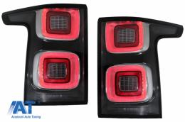 Stopuri Full LED compatibil cu Land Range Rover Vogue IV L405 (2013-2017) Facelift Design - TLRRVL405FLC
