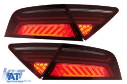 Stopuri LED Audi A7 4G (2010-2014) Facelift Light Bar Design - TLAUA74G