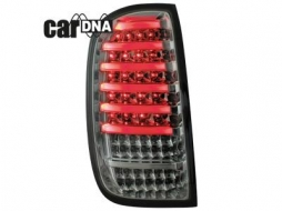 Stopuri LED CarDNA Dacia Duster Crom/Fumuriu - RD02LCS - RD02LCS