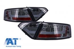 Stopuri LED compatibil cu AUDI A5 8T (2007-2011) Light Bar Design - 930488