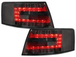 Stopuri LED compatibil cu AUDI A6 4F Limousine 04-08 fumuriu - RA19ELS - RA19ELS