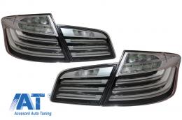 Stopuri LED compatibil cu BMW Seria 5 F10 (2011-2017) Alb Clar M-Perform LCI Design