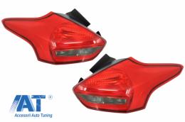 Stopuri LED compatibil cu FORD Focus MK 3 Facelift (2015-2018) - TLFF3