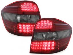Stopuri LED compatibil cu MERCEDES Benz M-Kl. 05+ W164  fumuriu/red - RMB14DLRS