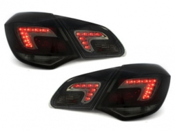 Stopuri LED compatibil cu OPEL Astra J 2009+ fumuriu- - RO26DLS