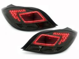 Stopuri LED compatibil cu OPEL Insignia 11.08+ _ fumuriu - RO28DLS