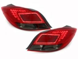 Stopuri LED compatibil cu OPEL Insignia 11.08 + _ red / fum - RO28DLRS