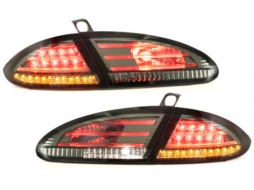 Stopuri LED compatibil cu SEAT Leon 05-09  1P  fumuriu - RSI07ALS