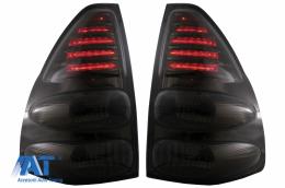Stopuri LED compatibil cu TOYOTA Land Cruiser FJ120 (2003-2008) Fumurii - TLTOLC120S