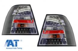 Stopuri LED compatibil cu VW Bora 4T 99-05 negru - RV07LLB