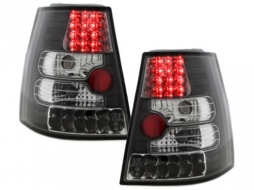 Stopuri LED compatibil cu VW Bora Variant + Golf IV Variant  negru - RV31LLB