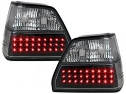 Stopuri LED compatibil cu VW Golf II 83-92 negru - RV06ALB