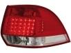 Stopuri LED compatibil cu VW Golf V/VI  Variant 03.07+ rosu/cristal - RV16DLRCV