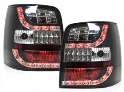 Stopuri LED compatibil cu VW Passat 3BG 00-04_LED indicator_negru - RV08ASLBL