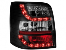 Stopuri LED compatibil cu VW Passat 3BG 00-04_negru - RV08ASLB