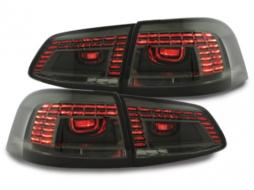 Stopuri LED compatibil cu VW Passat 3C B7 GP Variant (2011-2015) Fumuriu - RV49DLS