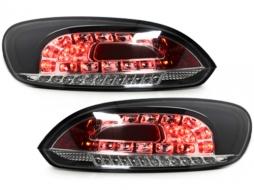 Stopuri LED compatibil cu VW SCIROCCO III 08+semnal LED negru - RV41LB