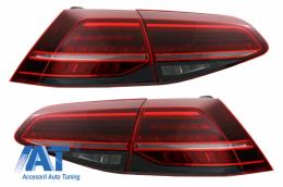 Stopuri LED compatibile cu VW Golf 7 VII (2012-2017) Facelift G7.5 Look - TLVWG7F