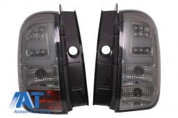 Stopuri LED Negru/Furmuriu compatibil cu DACIA Duster (2010-2017) Linie LED - TLDDS/LDDA04