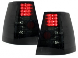 Stopuri LED VW Bora Variant Golf 4 IV + Variant Negru/Fumuriu