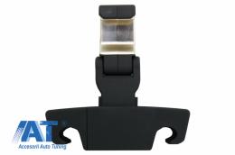 Suport auto tetiera multifunctional compatibil cu cumparaturi, tableta sau telefon Negru - UNIVERSALCSH